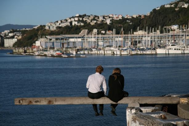 Wellington, stolica kraju.