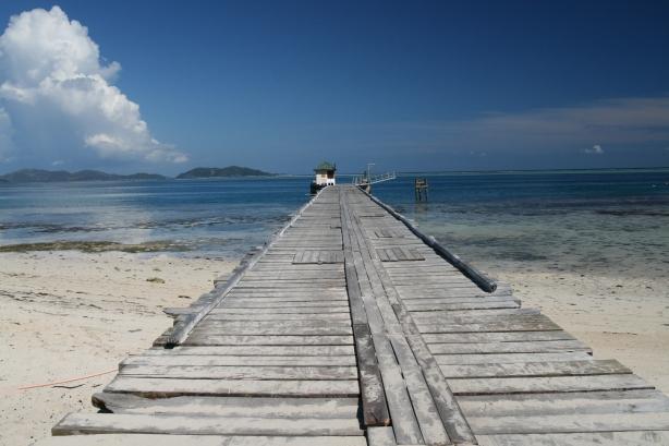 Wyspa Mana.