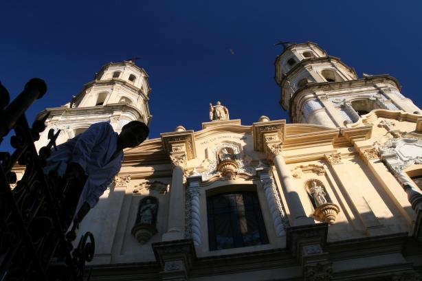 Kościół w San Telmo.