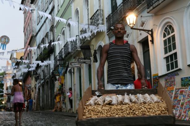 Salvador da Bahia.