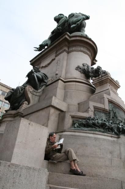 Plaza de Italia.