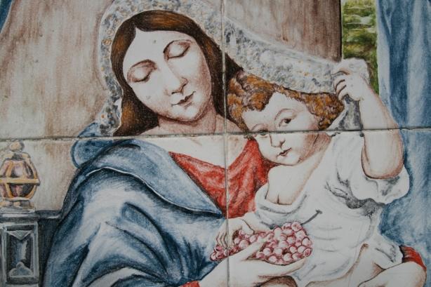 Matka Boska od Jaboli.