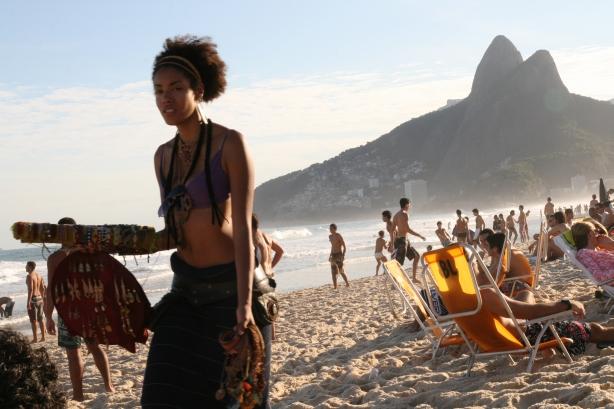 Zima w Rio.
