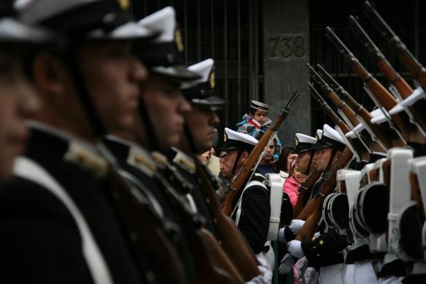 Duma narodu - Armada Chilena.
