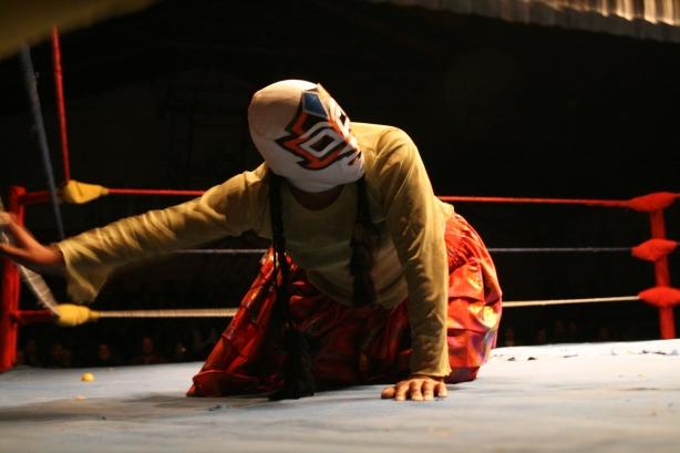 Boliwijski wrestling, w którym walczą cholitas, czyli XX.
