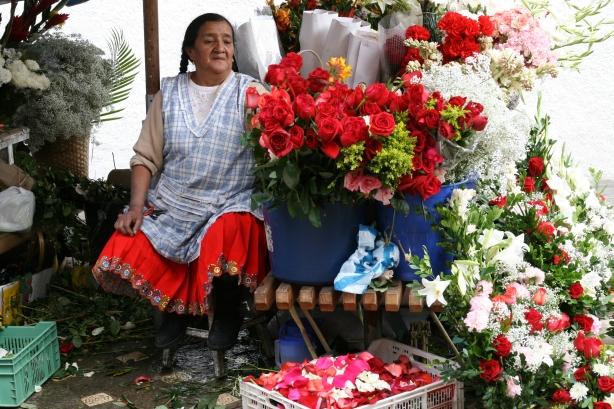 Mercado de Flores.