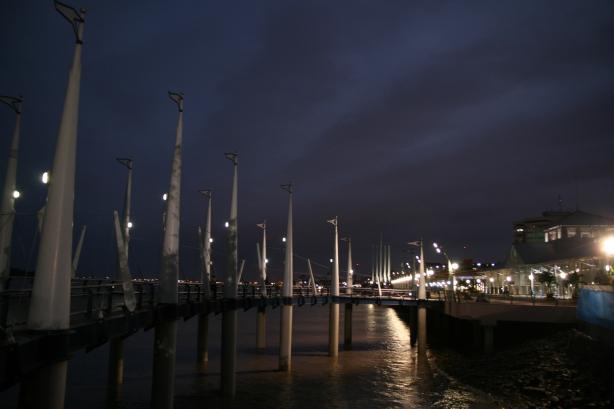 Malecón 2000, wizytówka miasta.