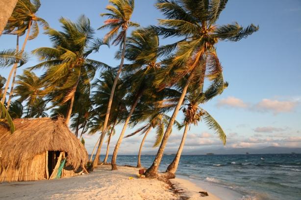 Wyspa Chichime.