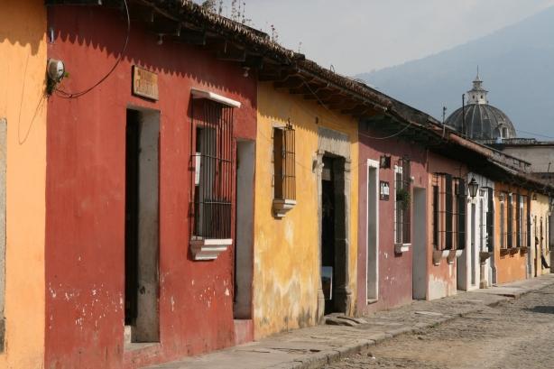 Ulica Antigui.