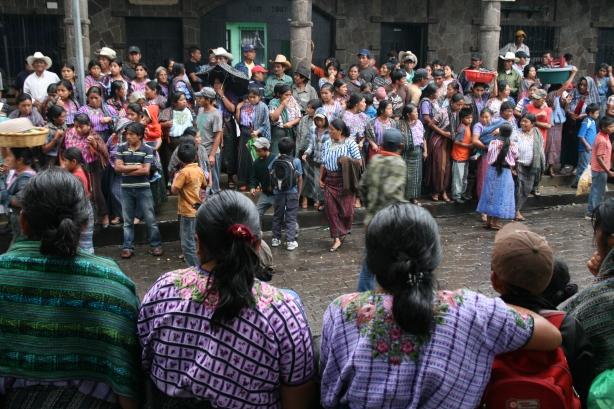 Santiago de Atitlán.