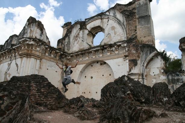 Iglesia de la Recolección.