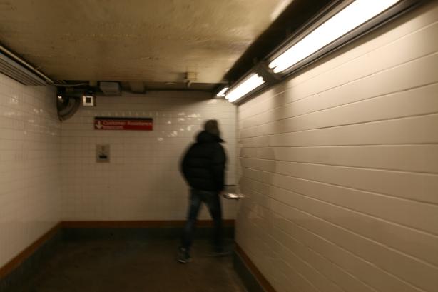 Codzienność pod ziemią czyli nowojorskie metro.