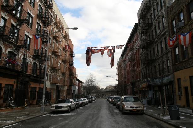 Portorykański patriotyzm na Brooklynie.